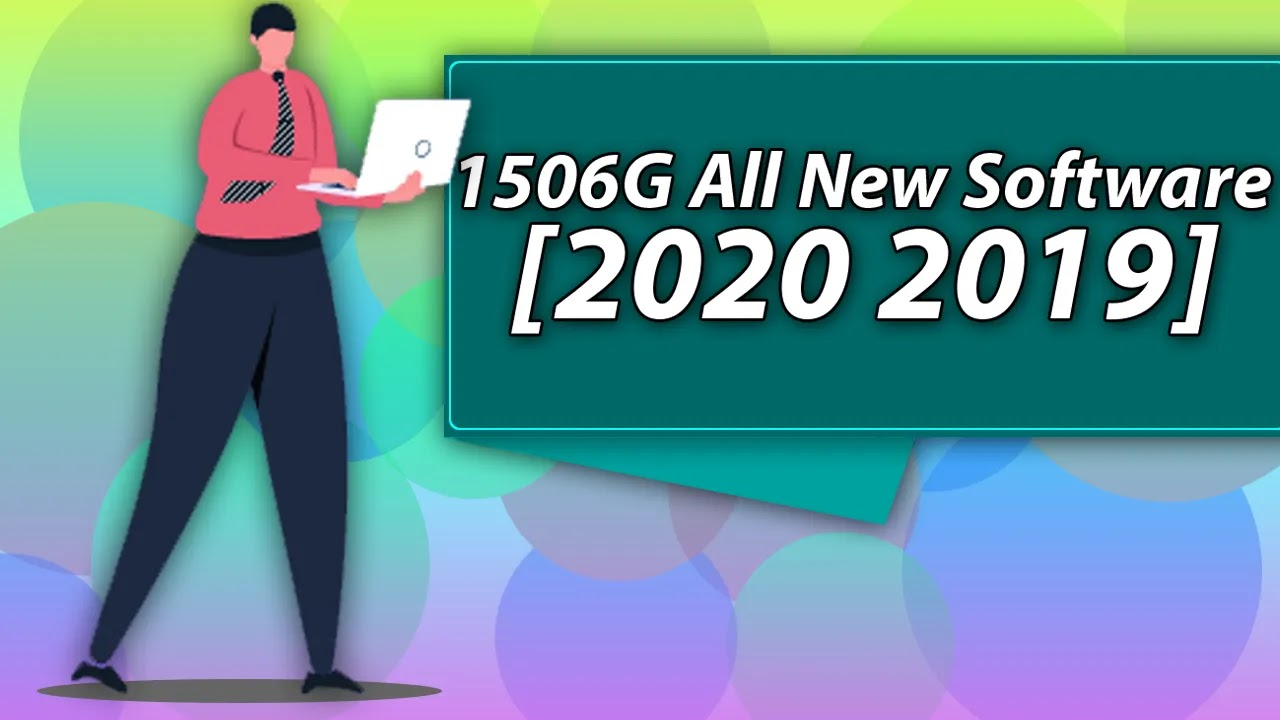 1506g New Software 2019 2021 Receiver Software All Update
