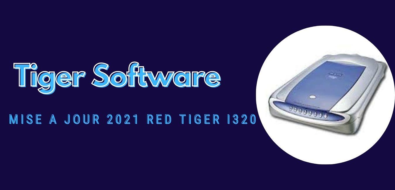 Red Tiger I320