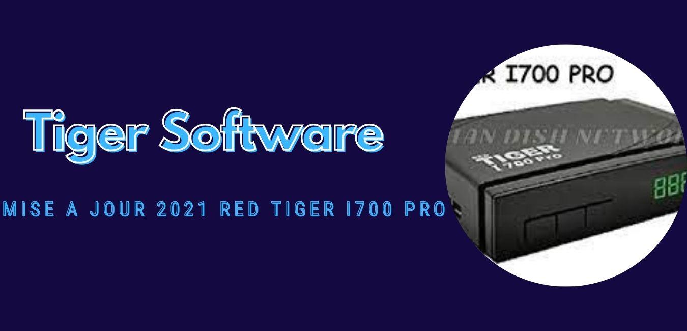 Red Tiger I700 Pro