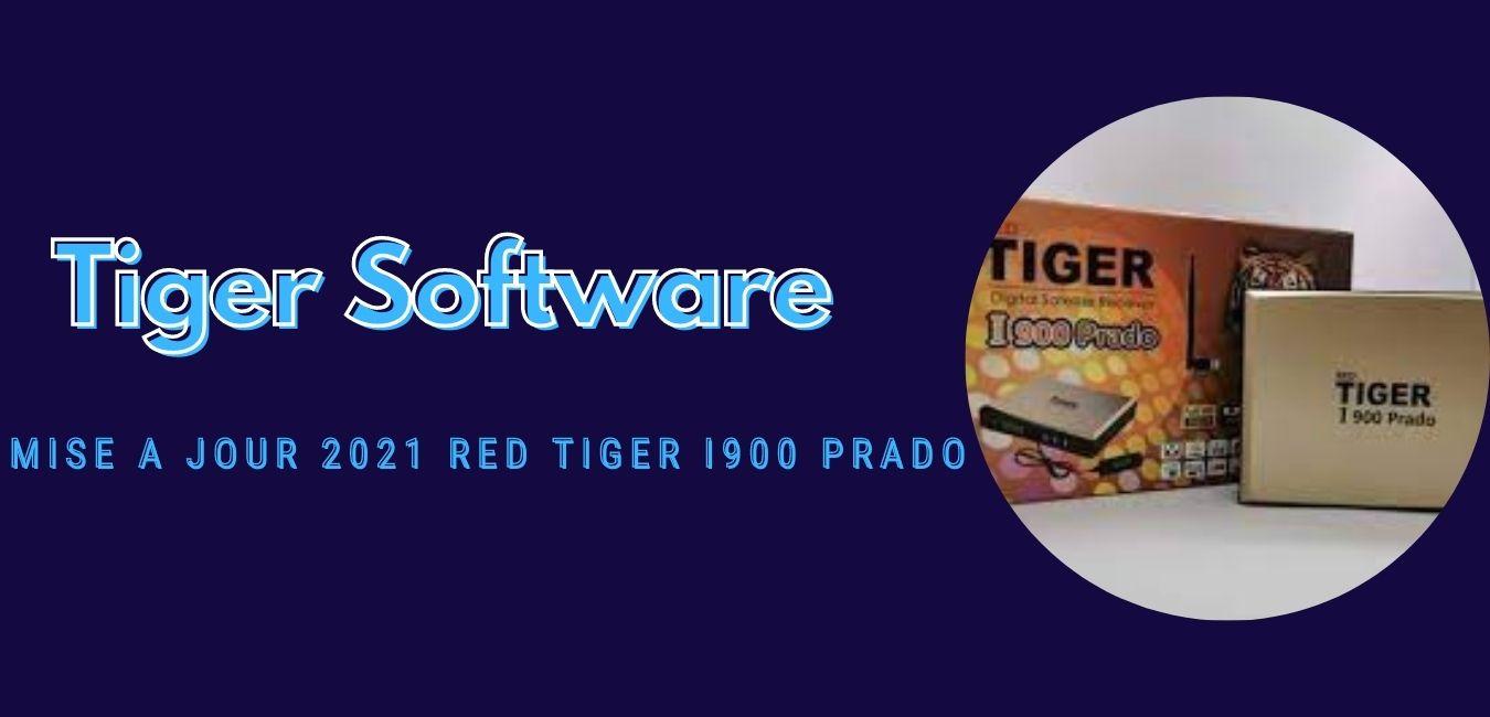 Red Tiger I900 Prado