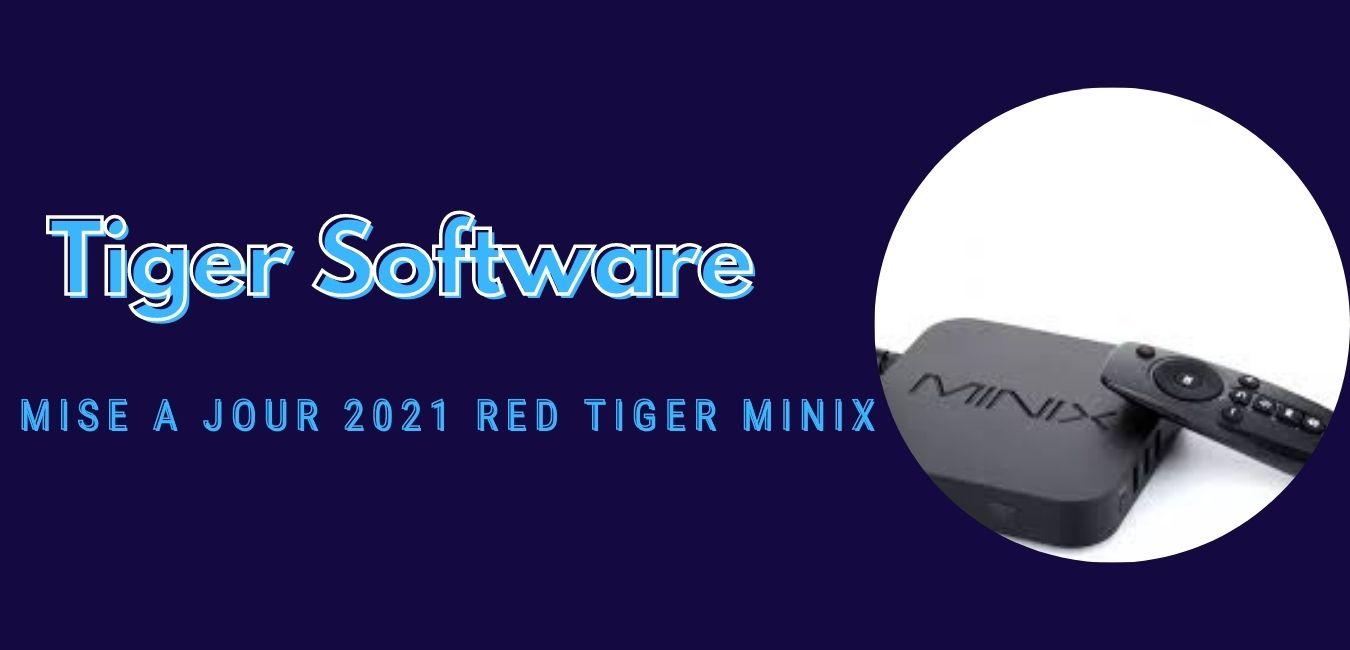 Red Tiger Minix