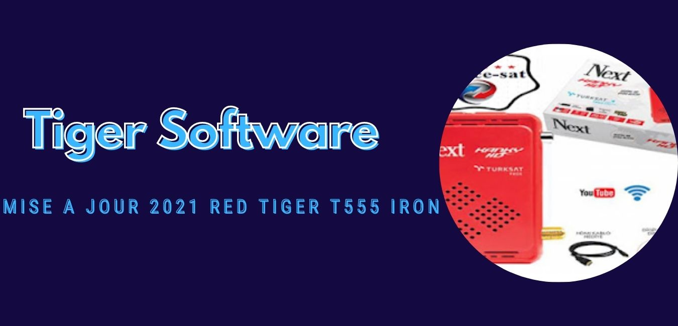 Red Tiger T555 Iron