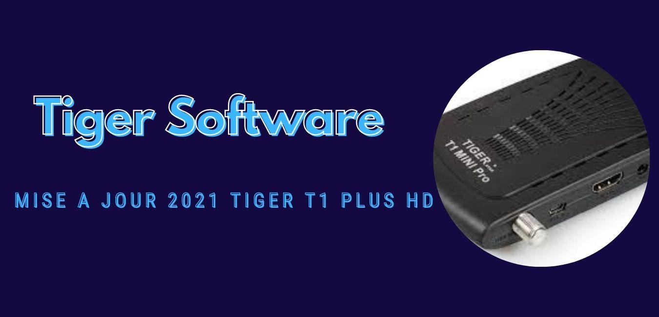 TIGER T1 PLUS HD