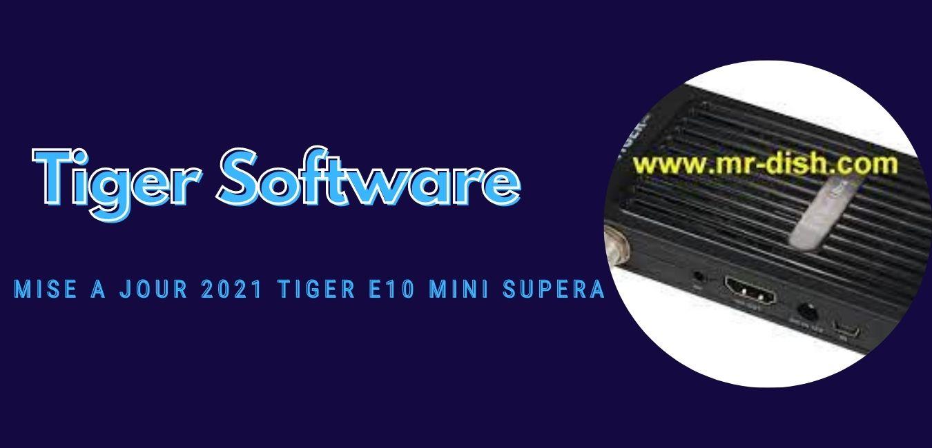 Tiger E10 Mini Supera