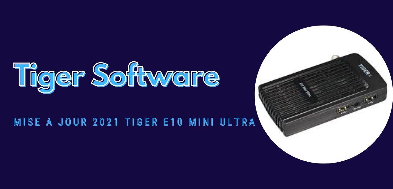 Tiger E10 Mini Ultra