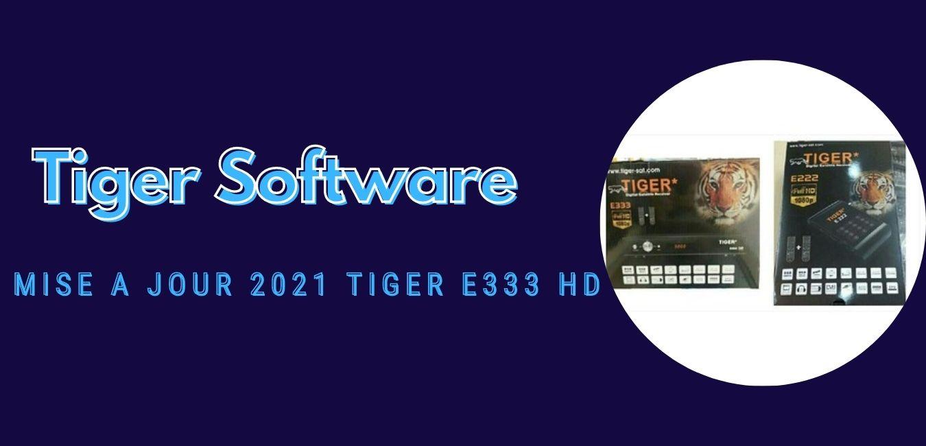 Tiger E333 HD