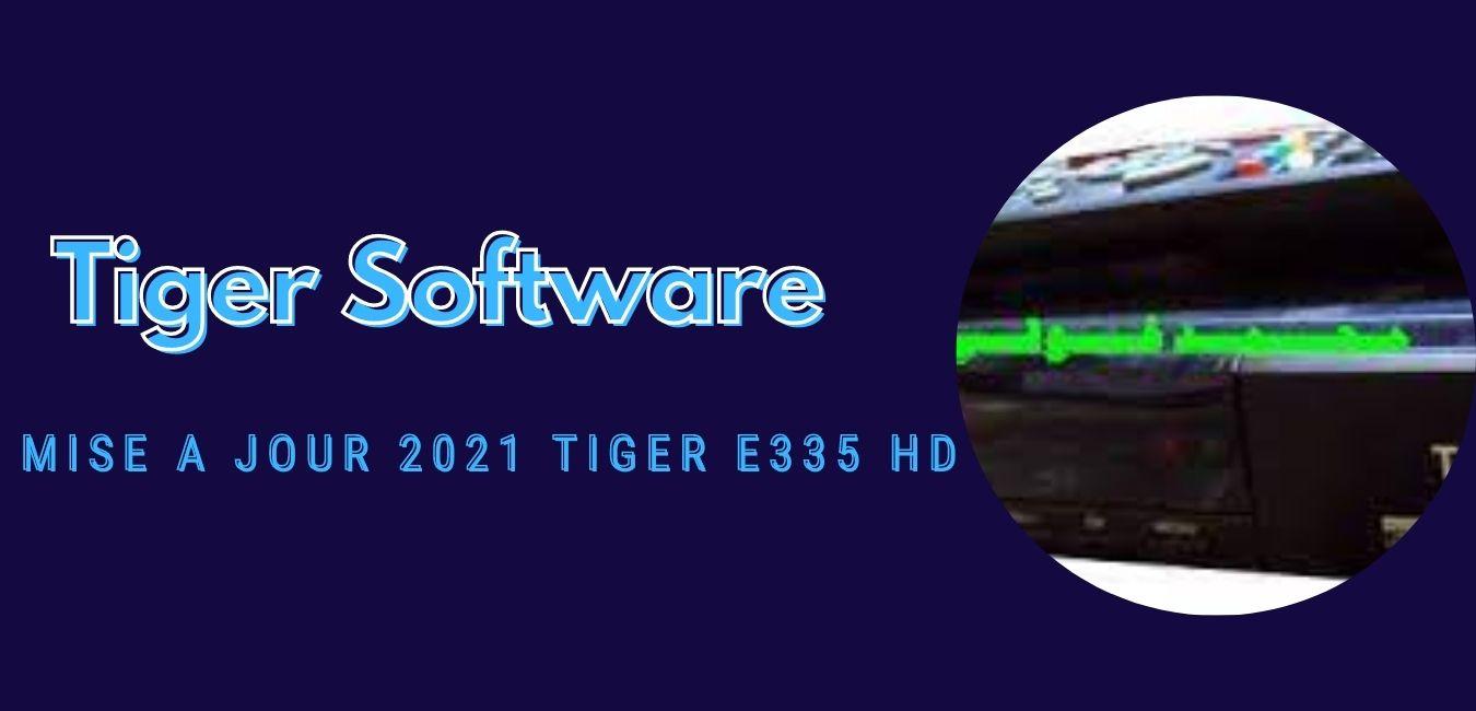 Tiger E335 HD