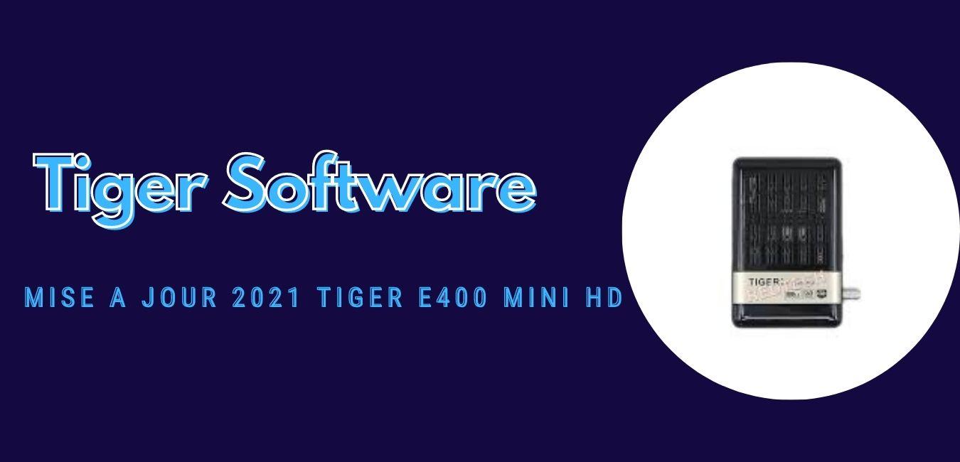 Tiger E400 Mini HD