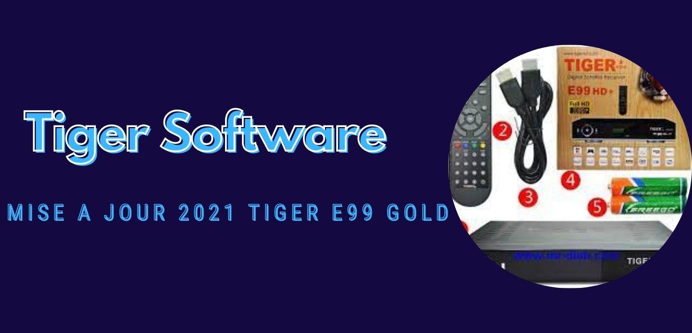 Tiger E99 Gold