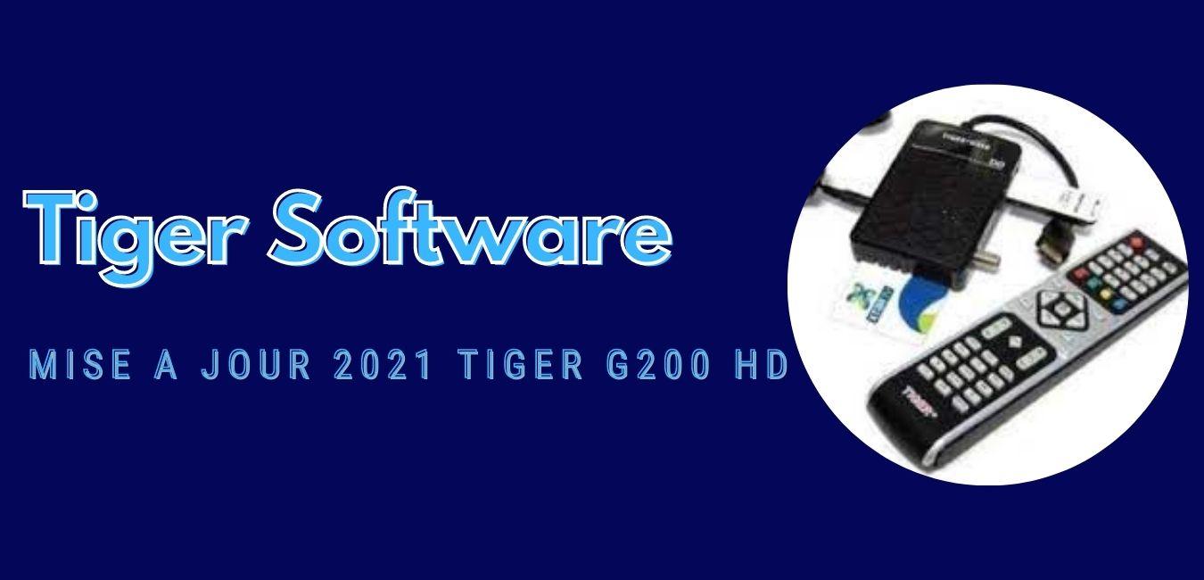 Tiger G200 HD