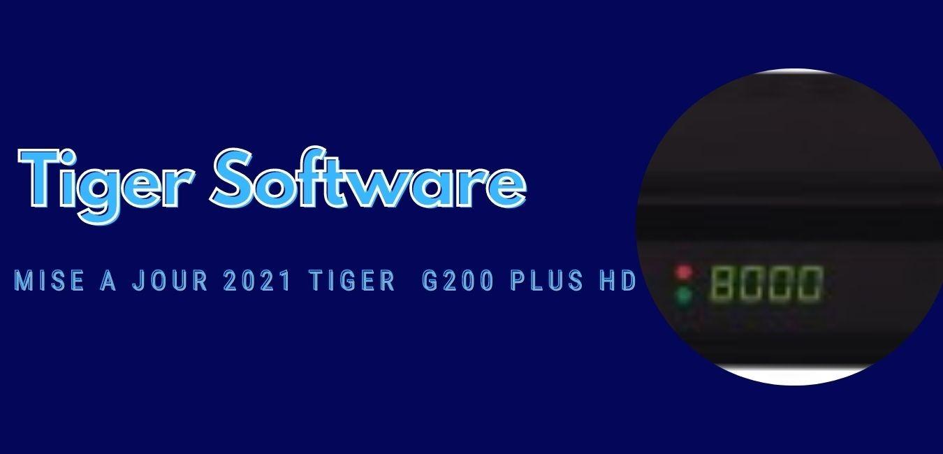 Tiger G200 PLUS HD