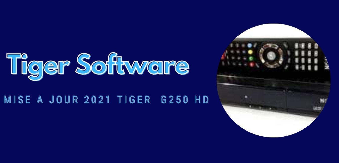 Tiger G250 HD
