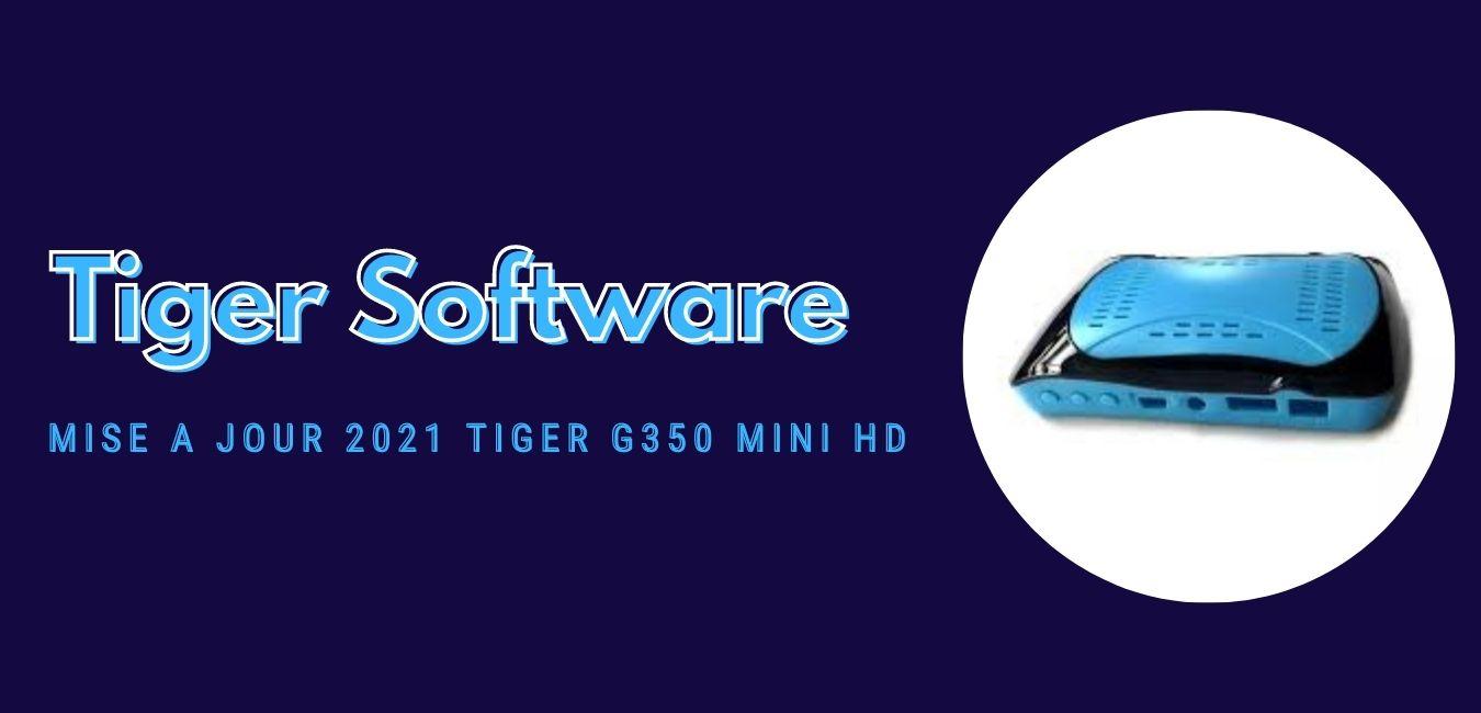 Tiger G350 MINI HD