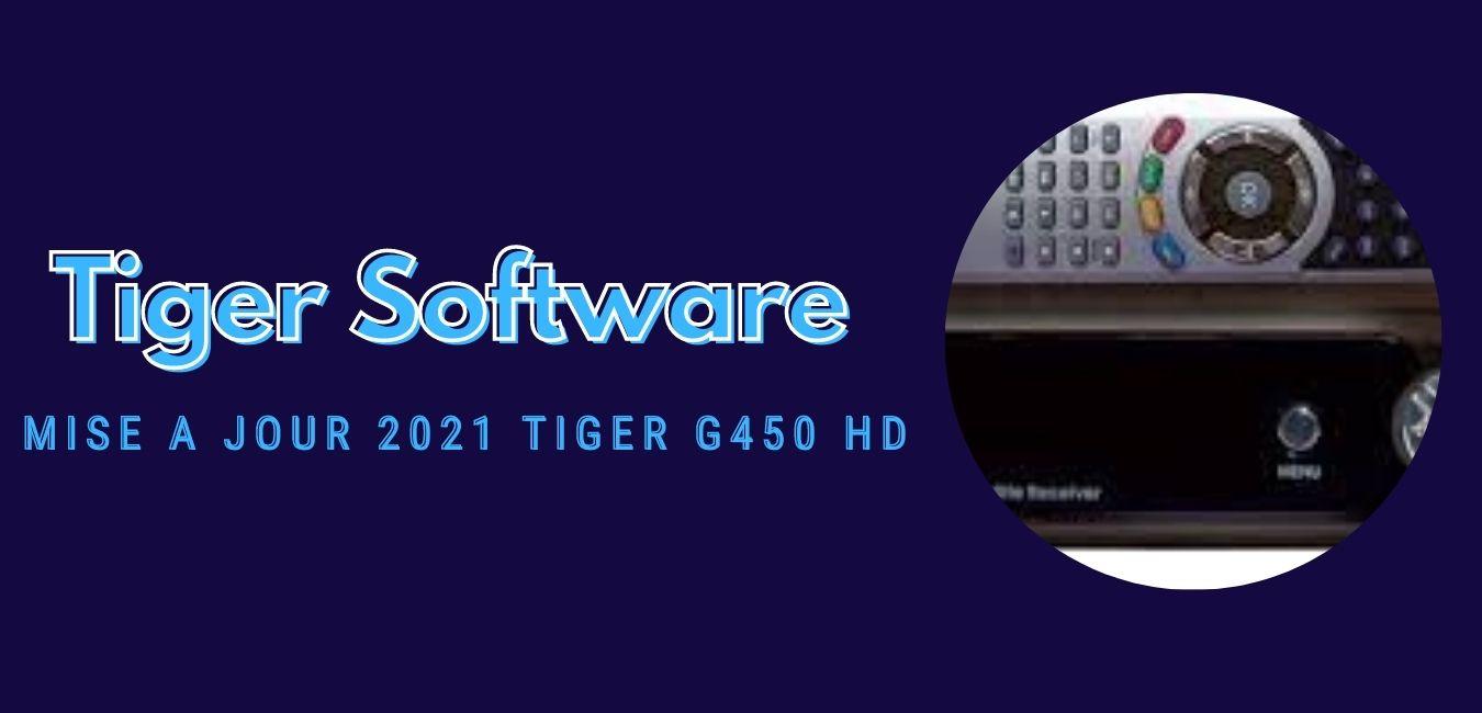 Tiger G450 HD