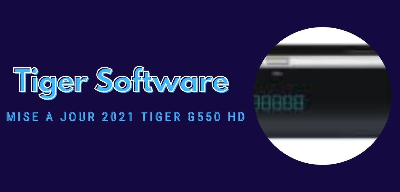 Tiger G550 HD