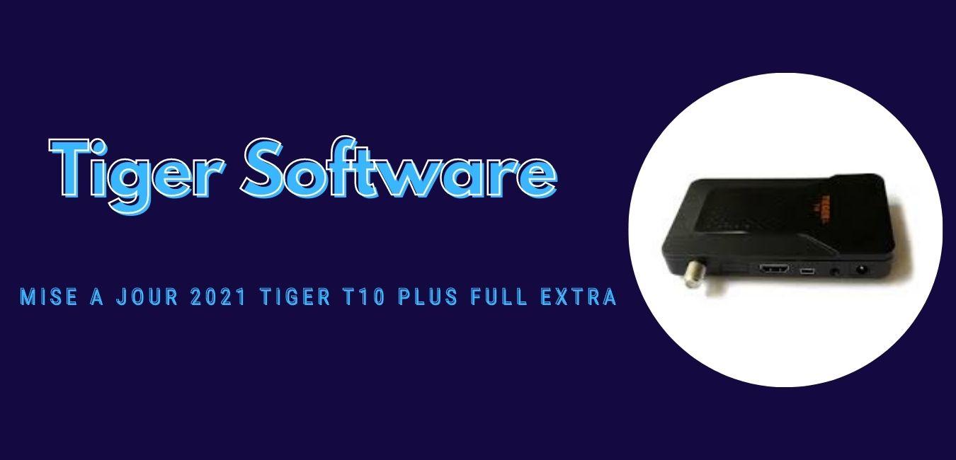 Tiger T10 Plus Full Extra