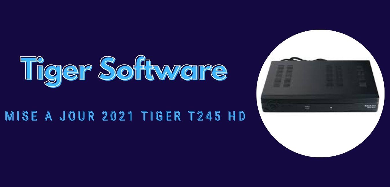 Tiger T245 HD