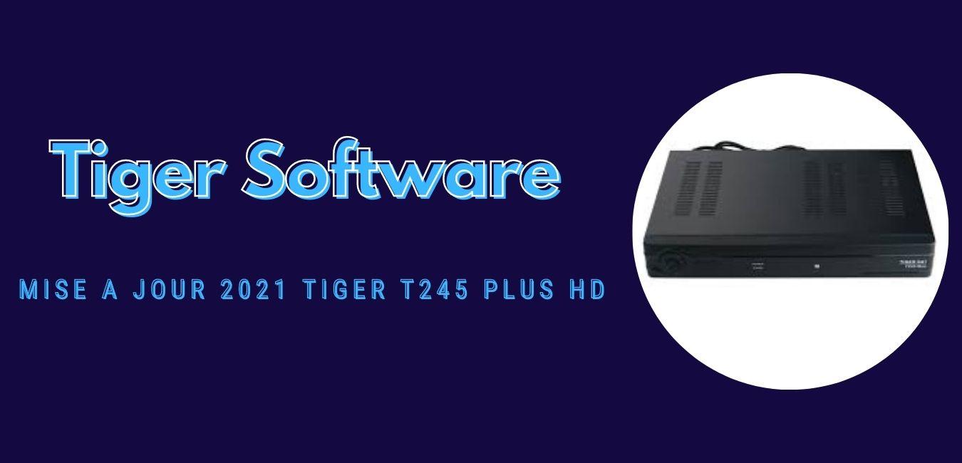 Tiger T245 Plus HD