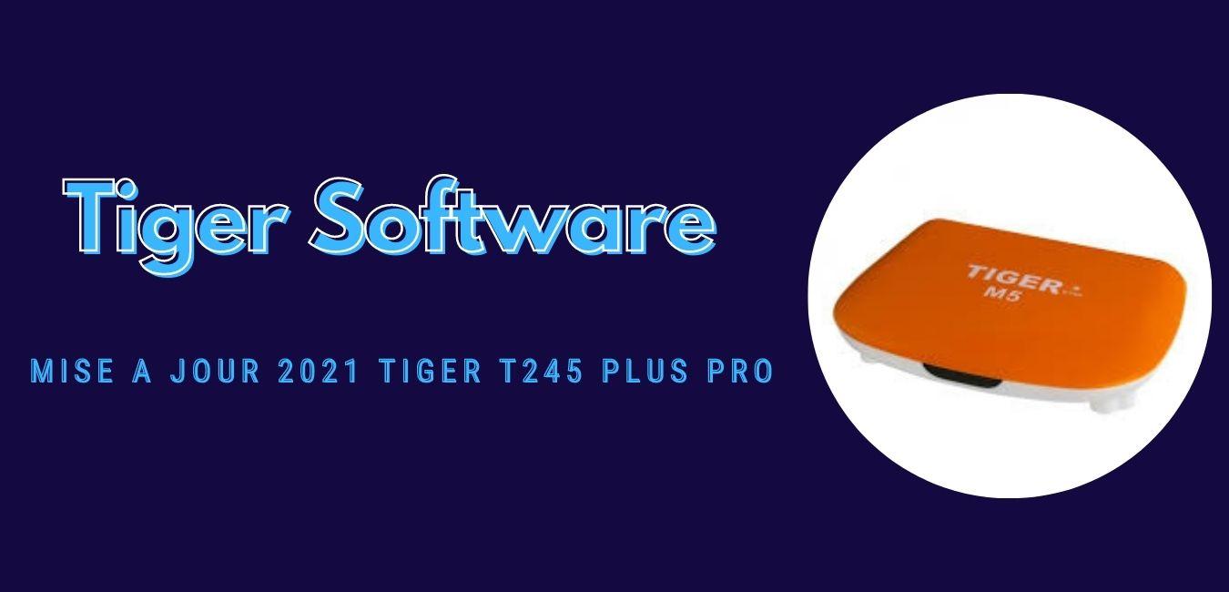Tiger T245 Plus Pro