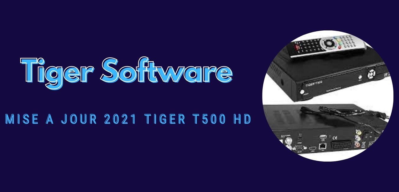 Tiger T500 HD
