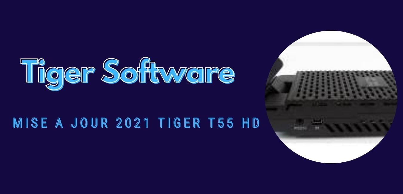 Tiger T55 HD