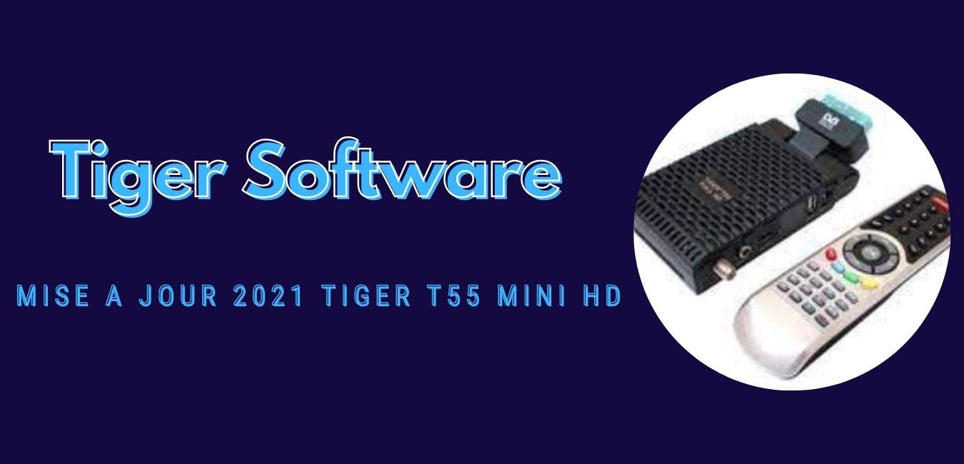 Tiger T55 Mini HD