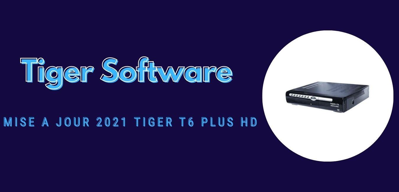 Tiger T6 Plus HD