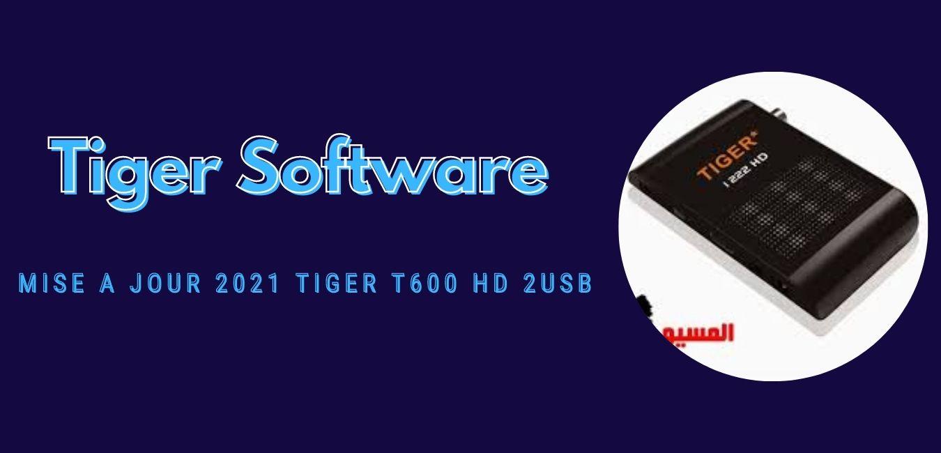 Tiger T600 HD 2USB