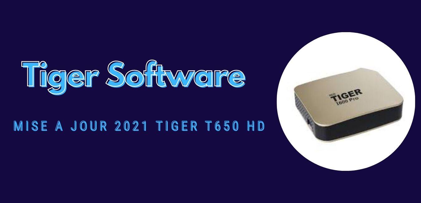 Tiger T650 HD
