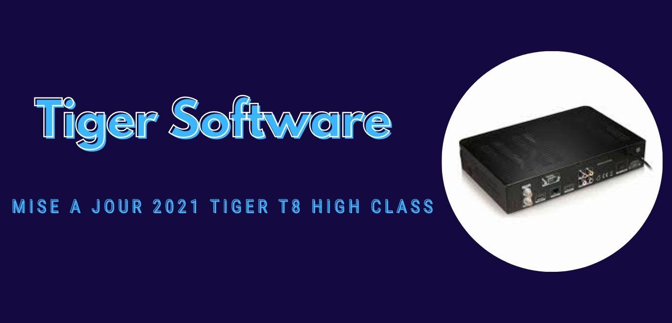 Tiger T8 High Class