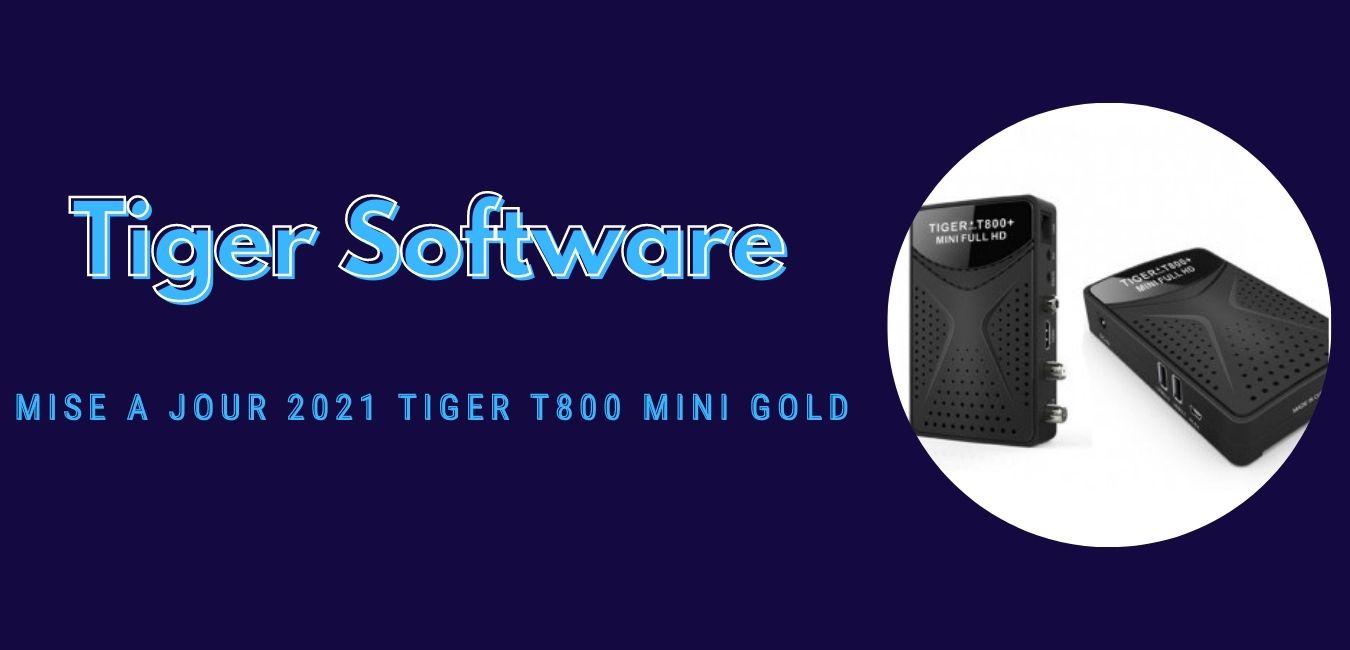 Tiger T800 Mini Gold