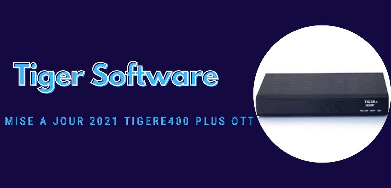 TigerE400 PLUS OTT