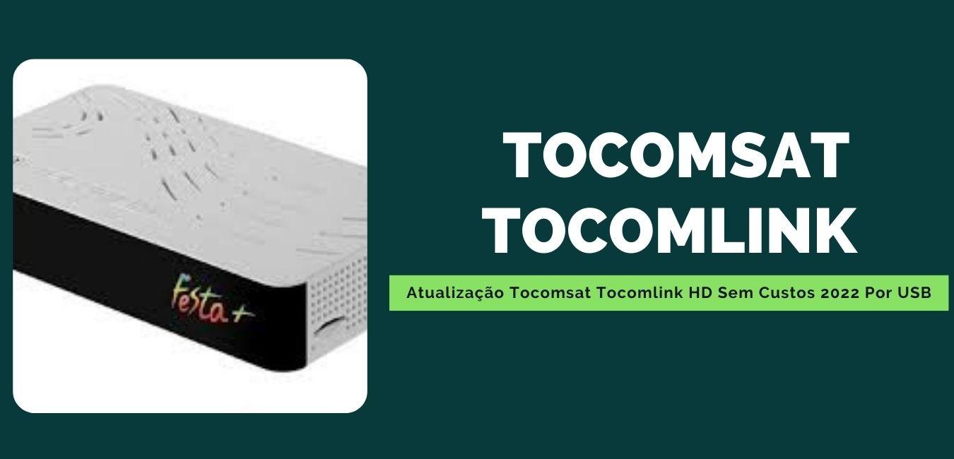 Atualização Tocomsat Tocomlink