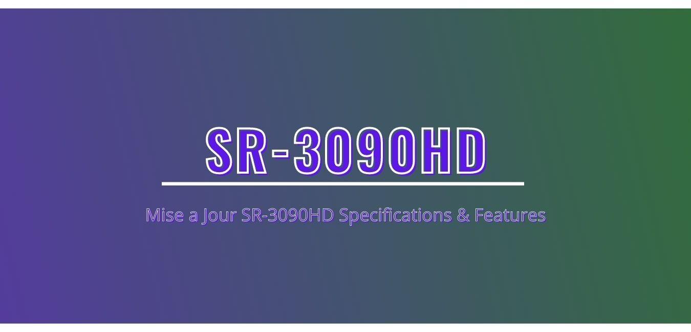 SR-3090HD