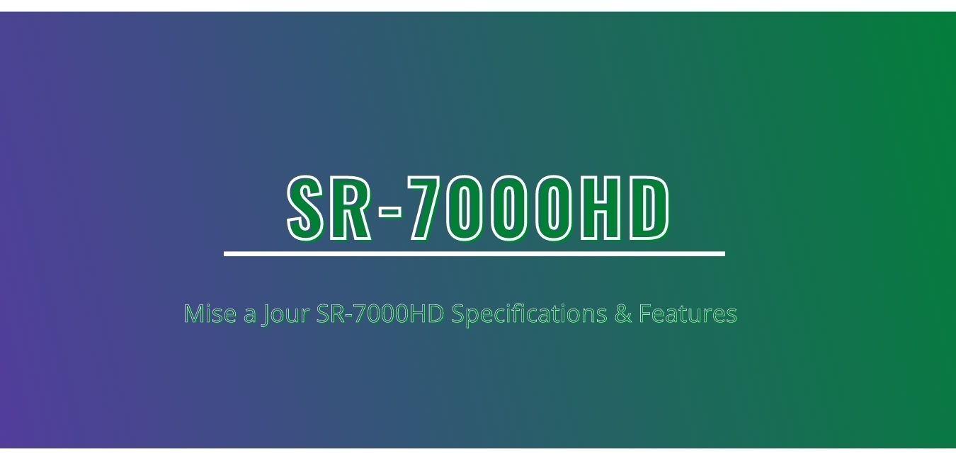 SR-7000HD