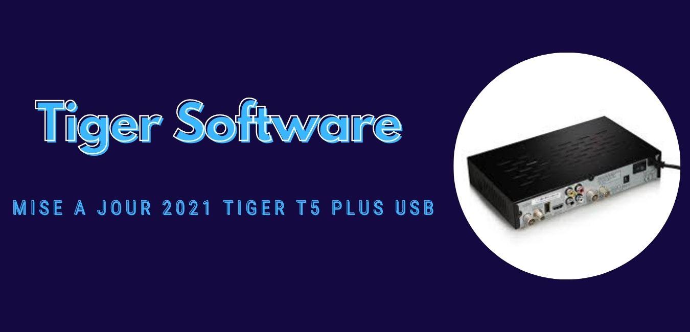 Tiger T5 Plus USB