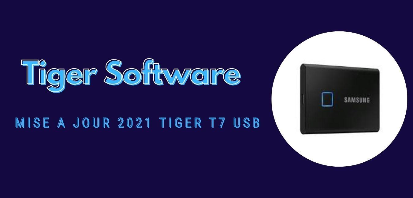 Tiger T7 USB