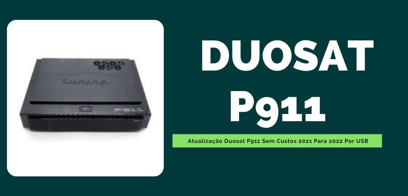Atualização Duosat P911