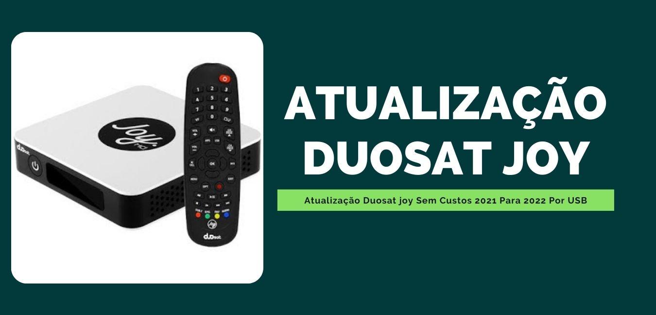 Atualização Duosat joy