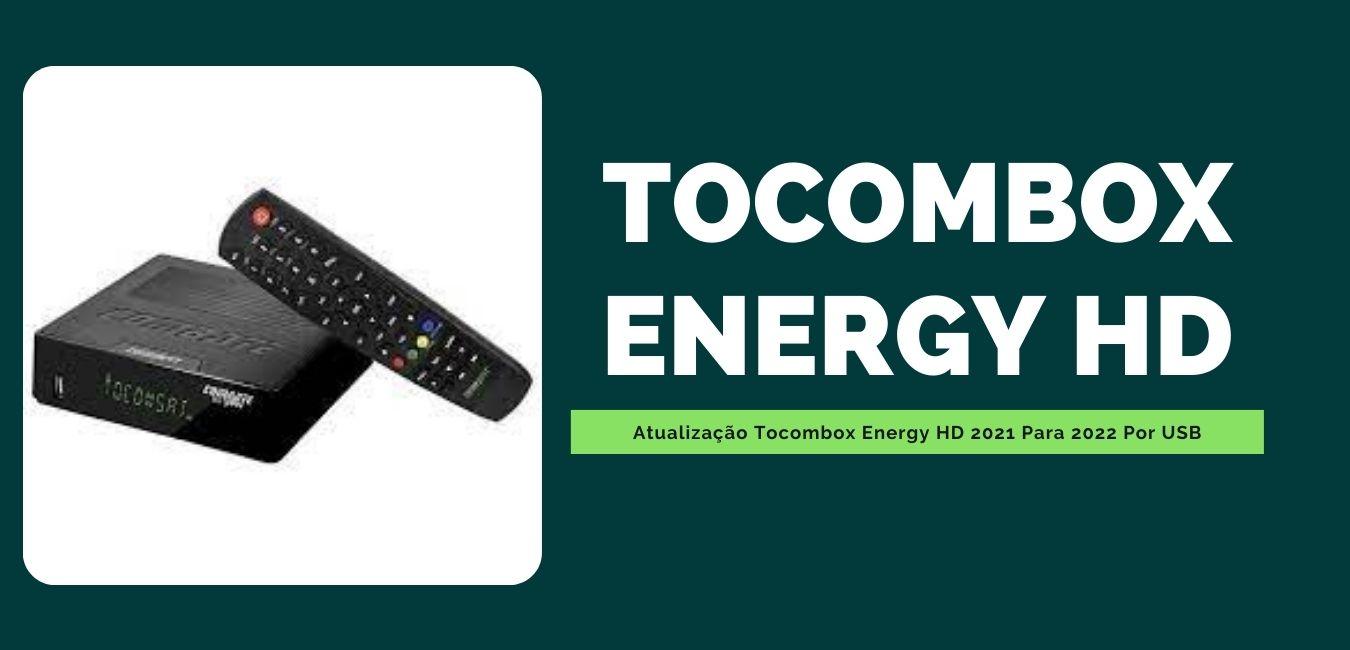 Atualização Tocombox Energy HD