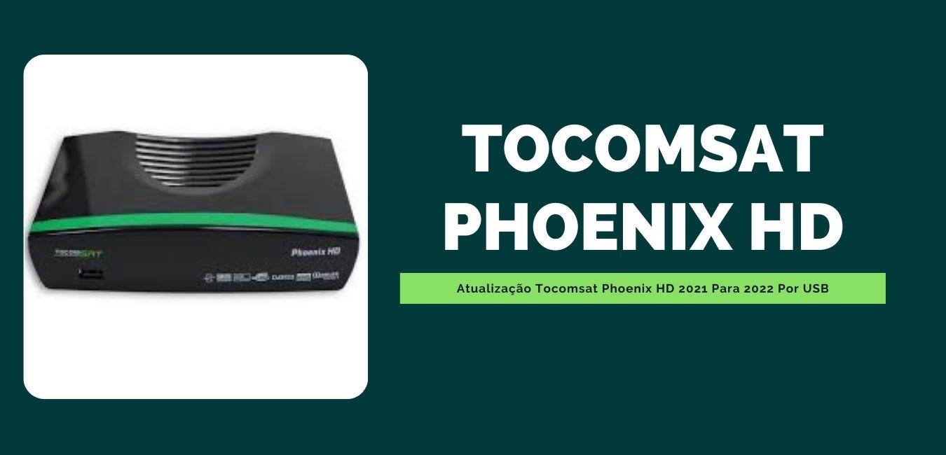 Atualização Tocomsat Phoenix HD